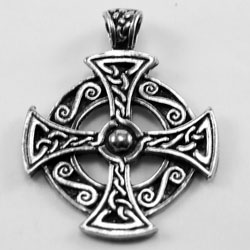 R331 - Celtic Circle Cross