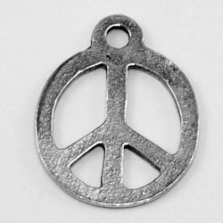 SNG010 - Small Peace Sign