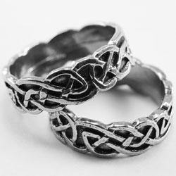 X051 - Ring - Celtic  Knot 2