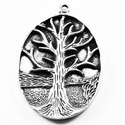 Z728 - Oval Tree Of Life
