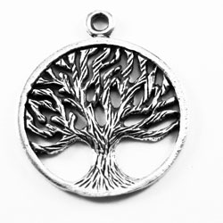 Z729 - Round Open Tree Of Life